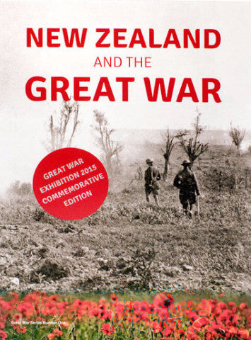 New Zealand and the Great War commemorative book