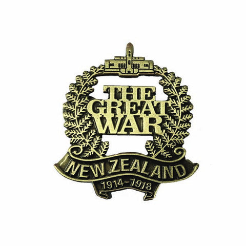 The Great War Exhibition Official Badge