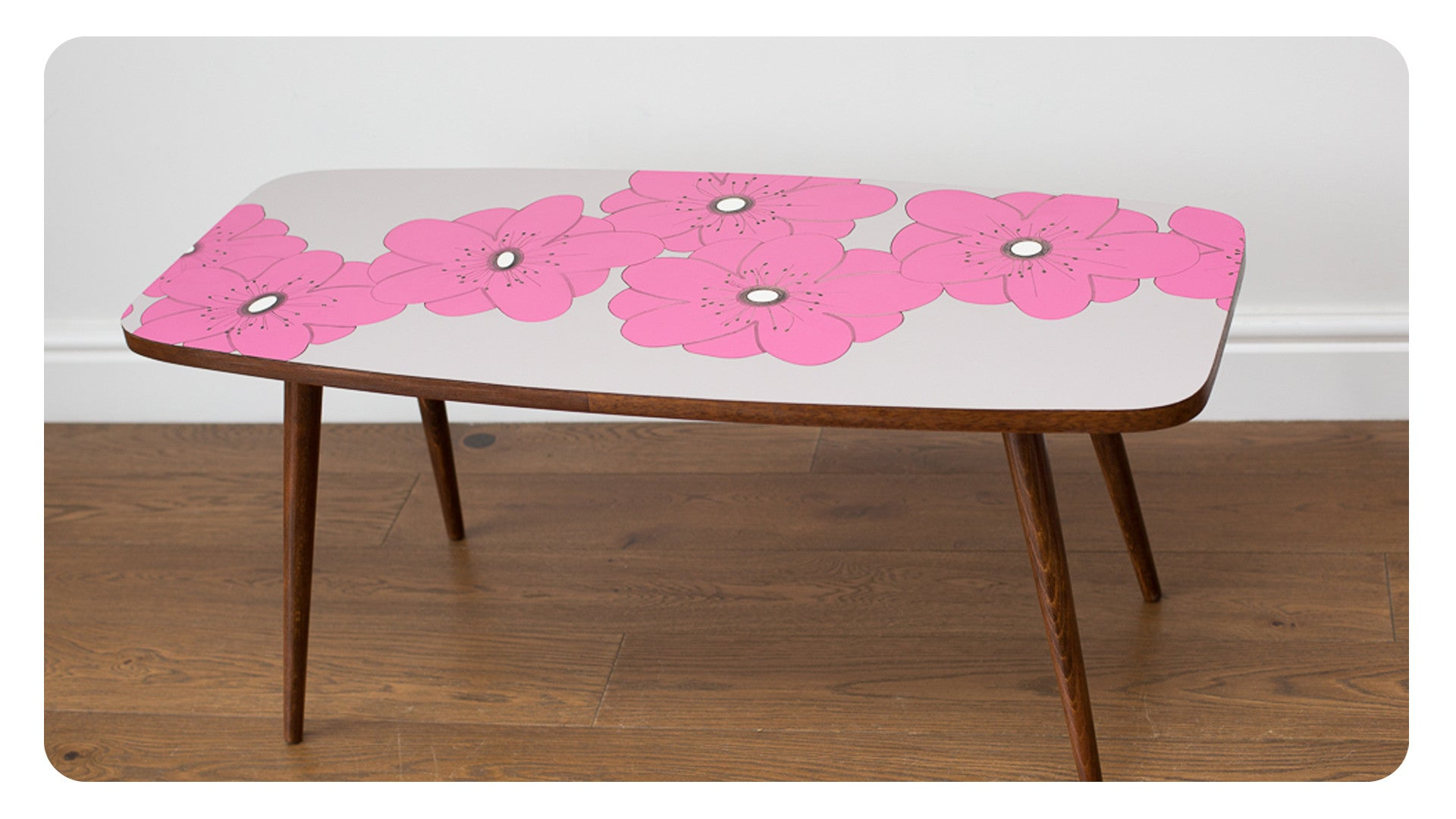 Japanese Plum Centa Table