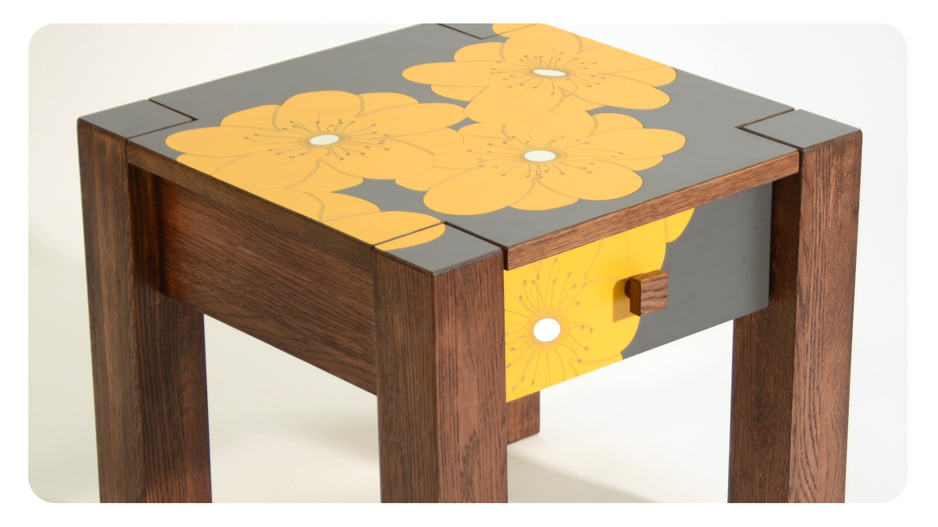 Japanese Plum Modern Oak Tables