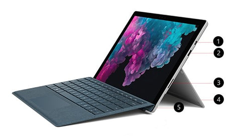 refurbished microsoft surface pro 5 from itzoo
