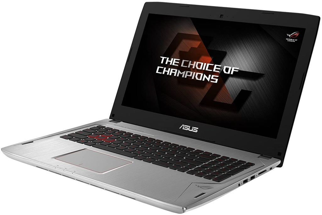 "Asus Republic of Gamers 15.6"" GL502V-DS71 8260NGW i7-7700HQ 512GB 32GB Laptops Asus Laptop"