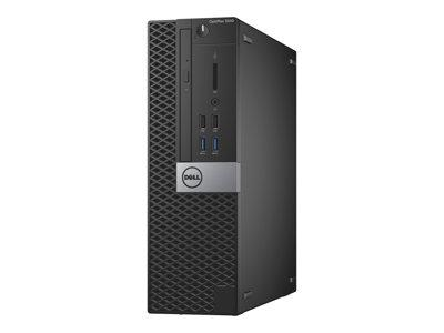 Dell 3040 SFF PC i3 6100 3.7Ghz 4GB 500GB Windows 10 Home PC BASE UNITS Dell pc