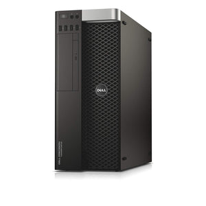 Dell Precision 5810 Workstation Xeon E5-1607 V3 3.10Ghz 32GB