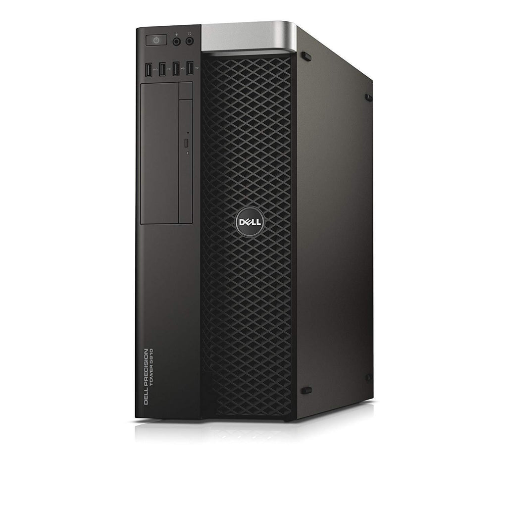 Dell Precision Tower T5610 D01T Xeon E5-2620V2 2.1GHz 500GB 8GB Workstation itzoo