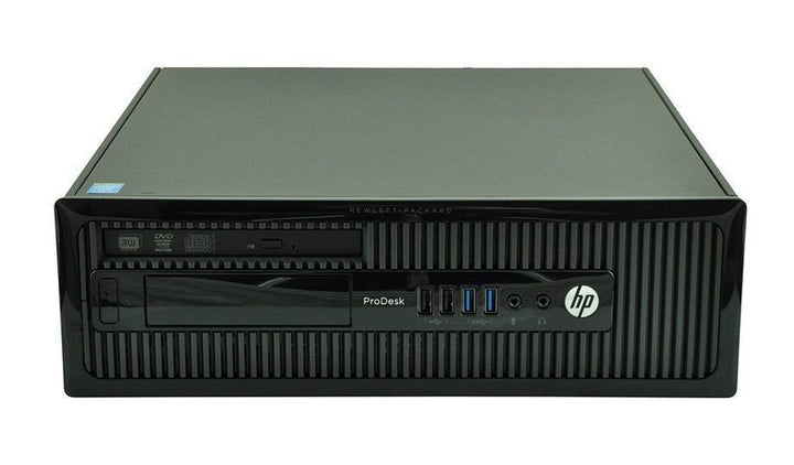 HP Prodesk 400 PC G3 SFF PC i3 6100 3.7Ghz 8GB 128GB - itzoo