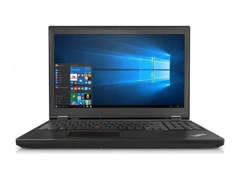 Lenovo P50 Laptop i7 6th Gen 2.70Ghz 8GB 256GB NVMe SSD Win 10 US Keyboard Laptops Lenovo Laptop