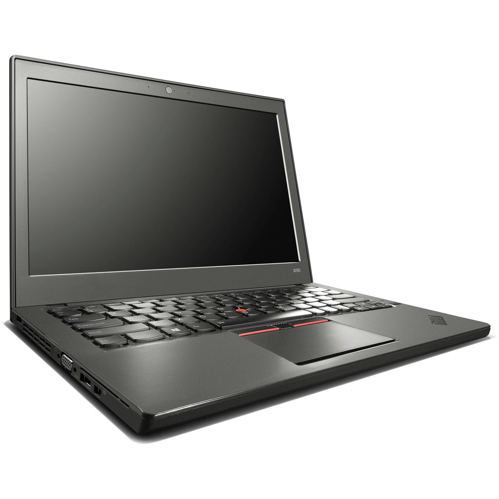 "Lenovo Thinkpad X250 12.5"" Laptop Core i5 2.30GHZ 8GB 180GB AZERTY Laptops Lenovo Laptop"