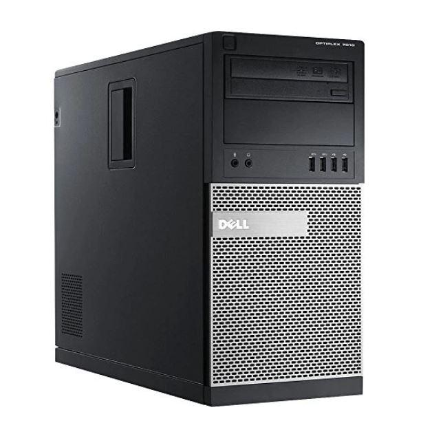 Refurb Dell OptiPlex 7010 Midtower PC i5 3.4Ghz 250GB 8GB - itzoo