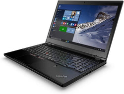 "Refurb Lenovo P50 Laptop 15.6"" i7-6820HQ 1TB +512GB 24GB - itzoo"