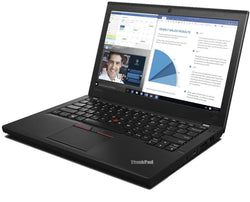 Refurb Lenovo Thinkpad X260 Laptop i5 6300U 512GB 8GB Win 10 - itzoo
