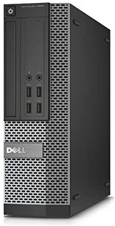 Refurbished Dell 7020 SFF i5 4590 3.3Ghz 256GB 8GB Win 10 - itzoo