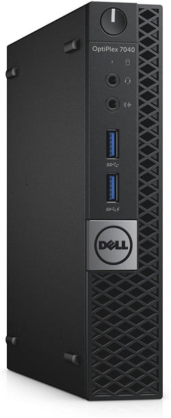 Refurbished Dell 7040 USFF i5 6500 2.5Ghz 500GB 8GB Win 10 - itzoo