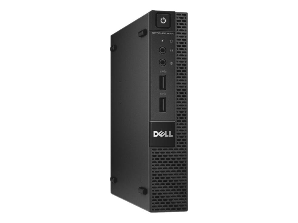 Refurbished Dell 9020/9020M (USFF) PC i5 500GB HDD 8GB Win10 PC BASE UNITS Dell