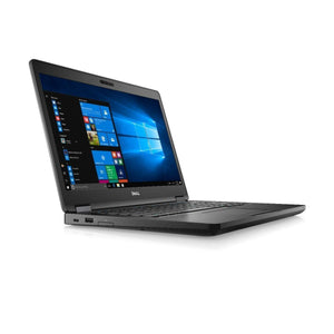 "Refurbished Dell E5470 14"" Laptop i5 6300U 500GB 8GB Windows 10"