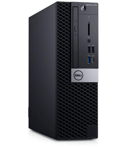 Refurbished Dell OptiPlex 7070 SFF PC i5 9500 8GB 256GB Windows 10 - itzoo