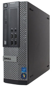 Refurbished Dell OptiPlex 790 SFF PC i5-2400 3.1GHz 250GB 8GB
