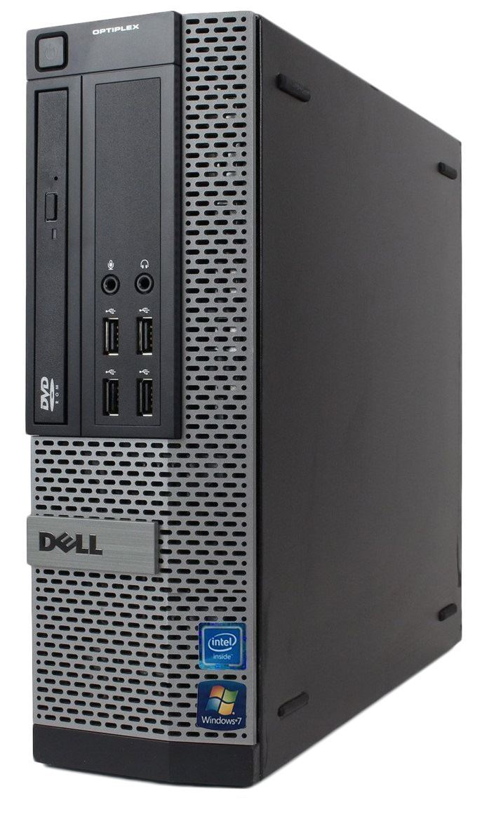 Refurbished Dell OptiPlex 790 SFF PC i5-2400 3.1GHz 250GB 8GB - itzoo