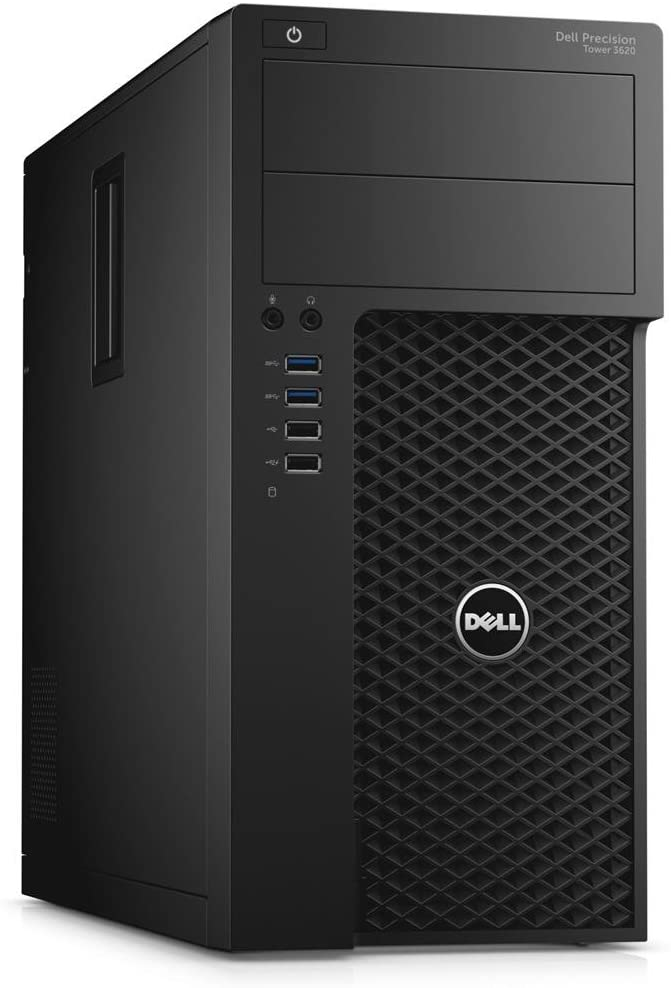 Refurbished Dell Precision Tower 3620 Xeon E3-1245v5 GB 16GB 1TB - itzoo