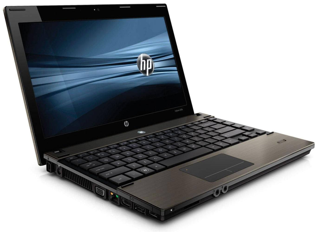 "Refurbished HP 4320S Notebook 13.3"" 750GB HDD 4GB RAM Windows 10 Laptops HP Laptop"