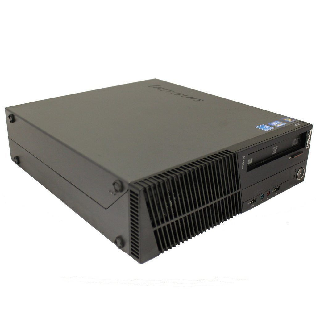 Refurbished Lenovo M93P SFF Computer i5 4GB 500GB Windows 10 PC BASE UNITS ITZOO