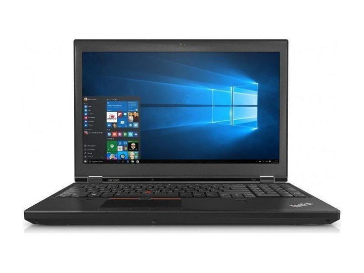 Refurbished Lenovo P50 Notebook PC i7-6700HQ 256GB 8GB - itzoo