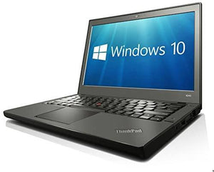 "Refurbished Lenovo Thinkpad X240 Laptop 12.5"" i5-4200U 256GB 8GB"