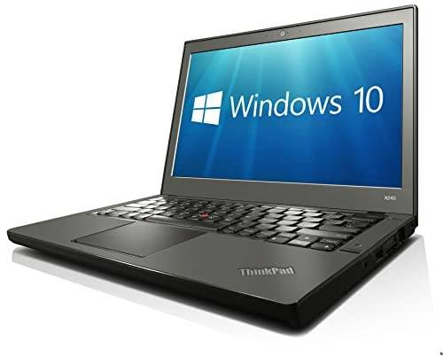 Refurbished Lenovo Thinkpad X240 Laptop 12.5