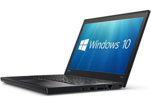 Refurb Lenovo Thinkpad X270 Laptop 6th Gen i5 8GB 256GB