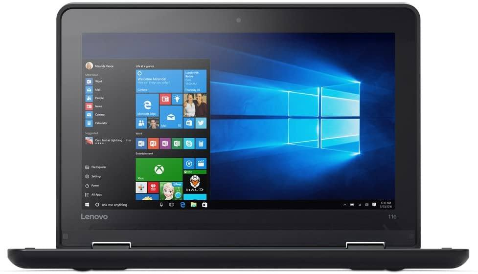 Refurbished Lenovo Thinkpad Yoga 11E 3rd Gen Laptop i3-6100U 128GB 4GB Laptops ITZOO