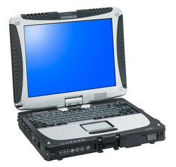 Refurbished Panasonic Toughbook CF-19 I5-3340M 2.7 500GB 8GB AZERTY KB - itzoo