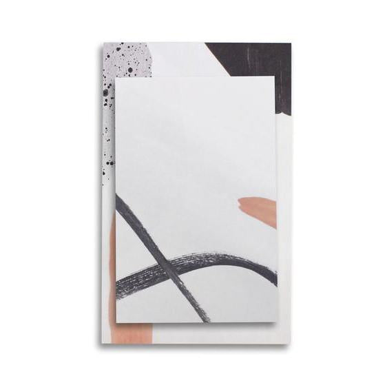 Desk Art Notepads Set - Pauli