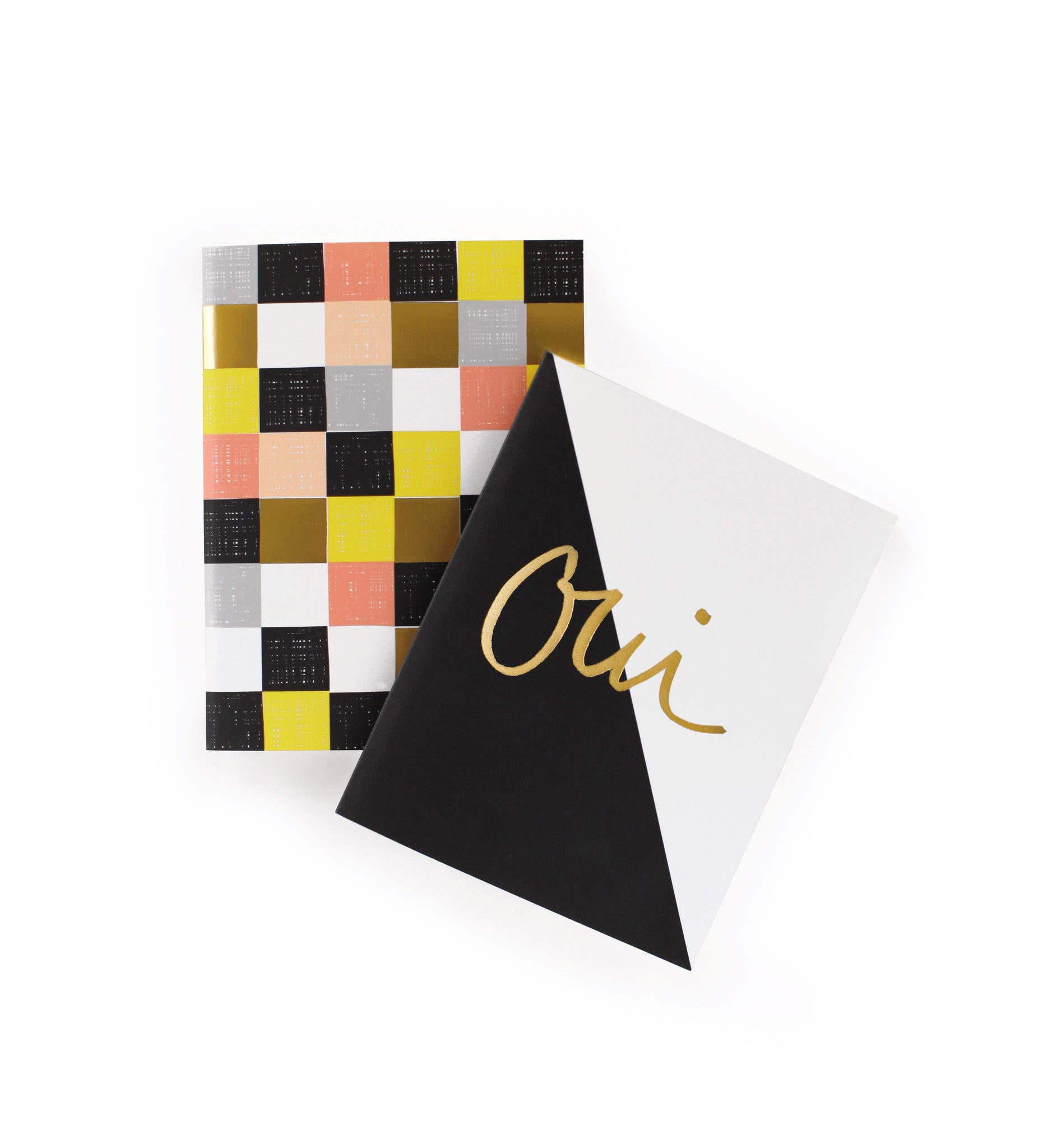 Oui Pocket Notebooks Set