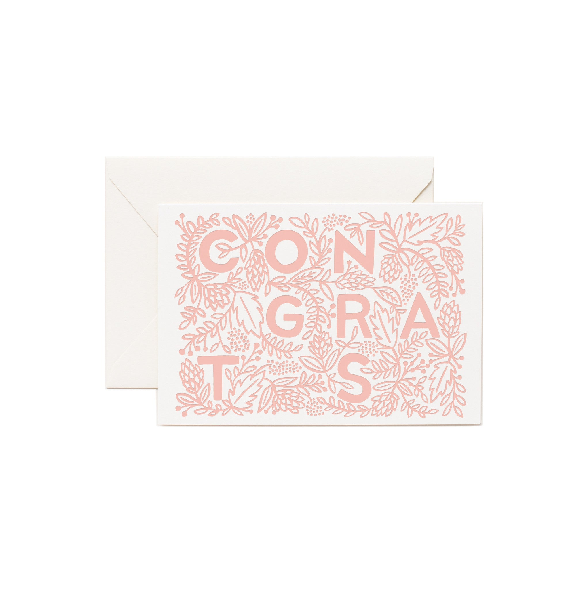 Letterpress Assorted Card Set