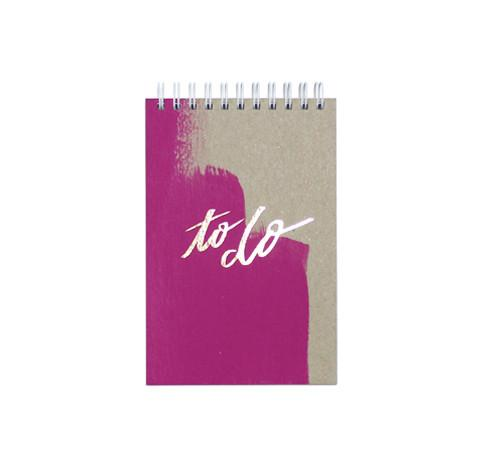 Daily Jotter Pink