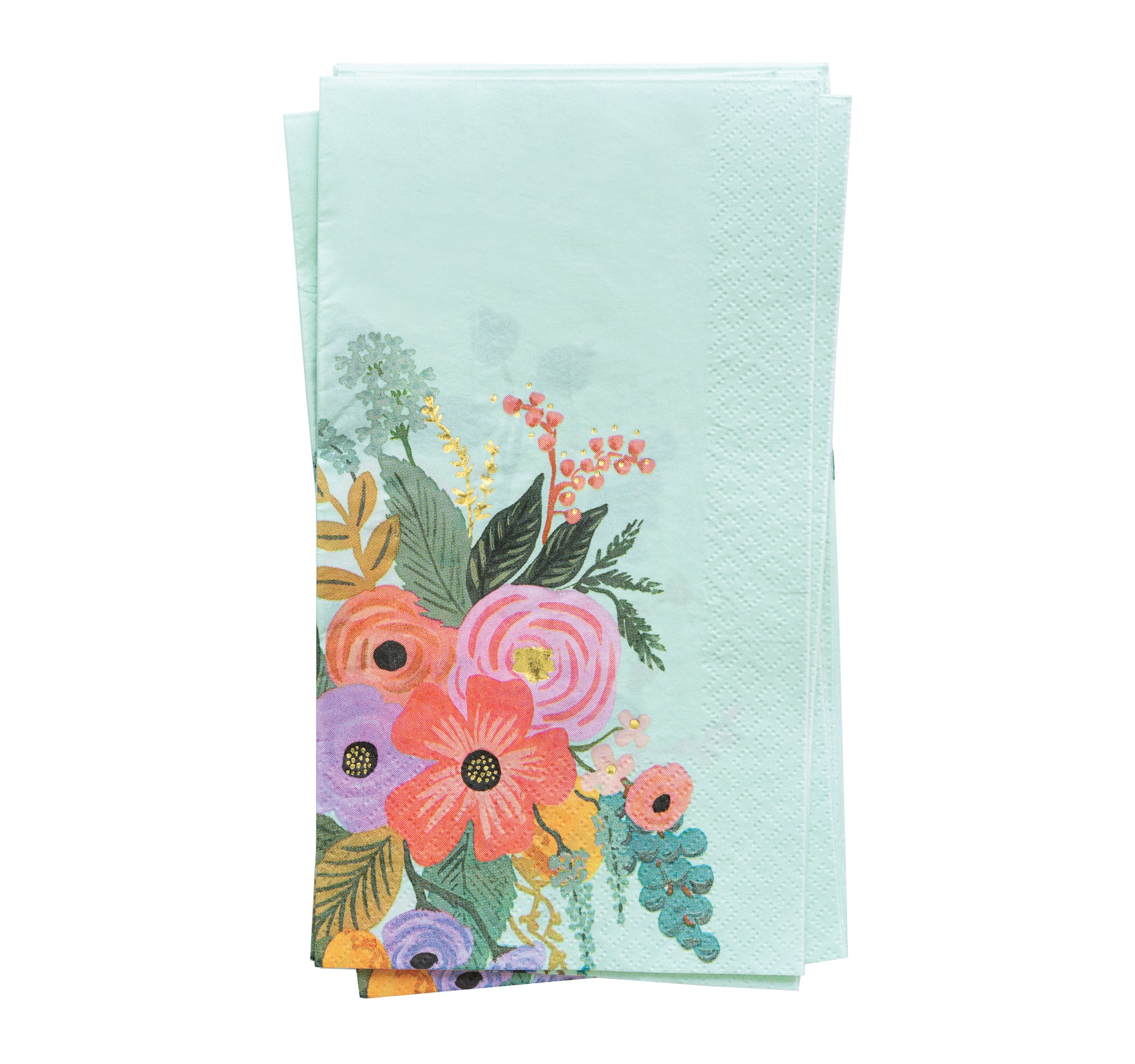 Garden Party Tall Napkins Set of 20