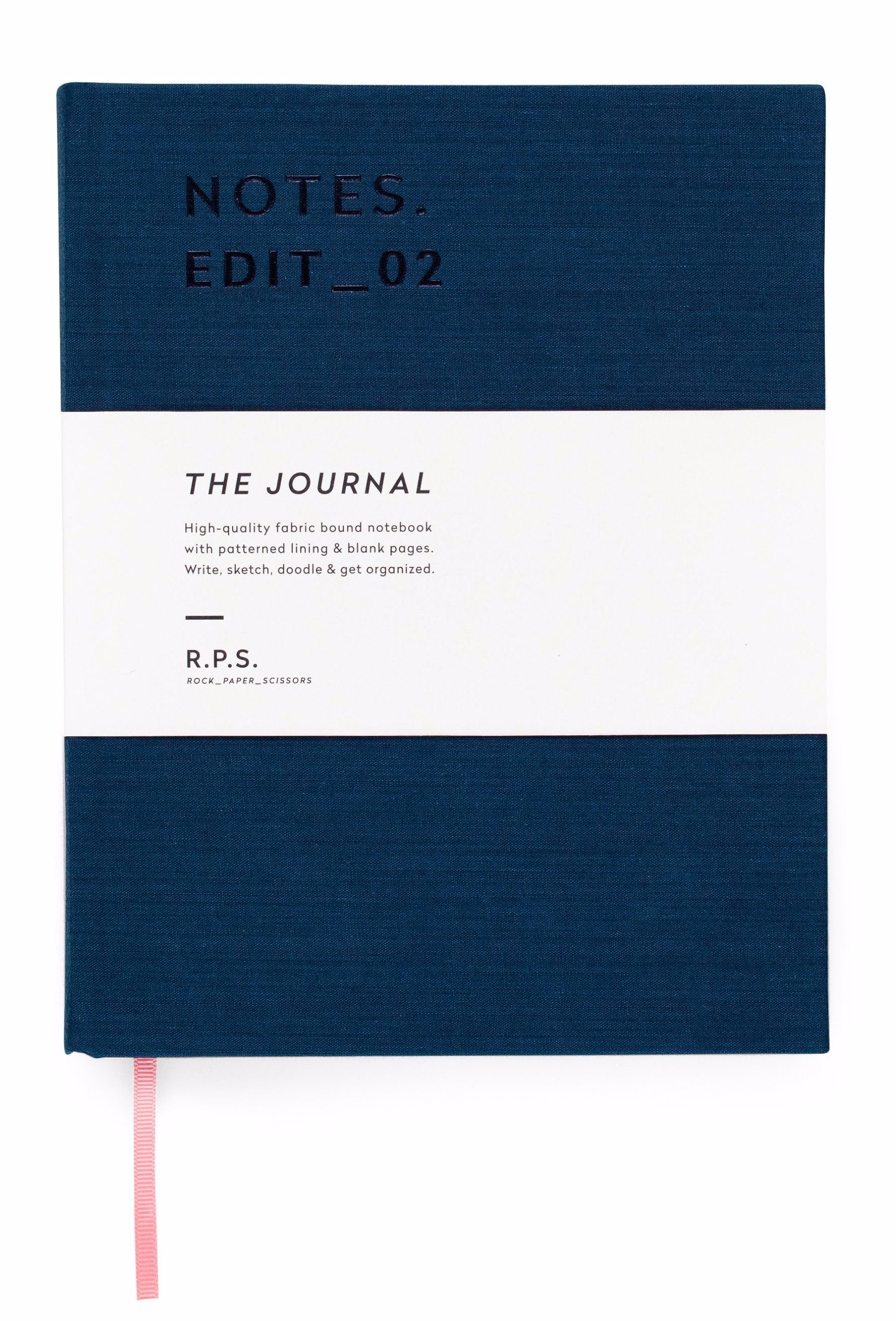 Petrol Blue Journal