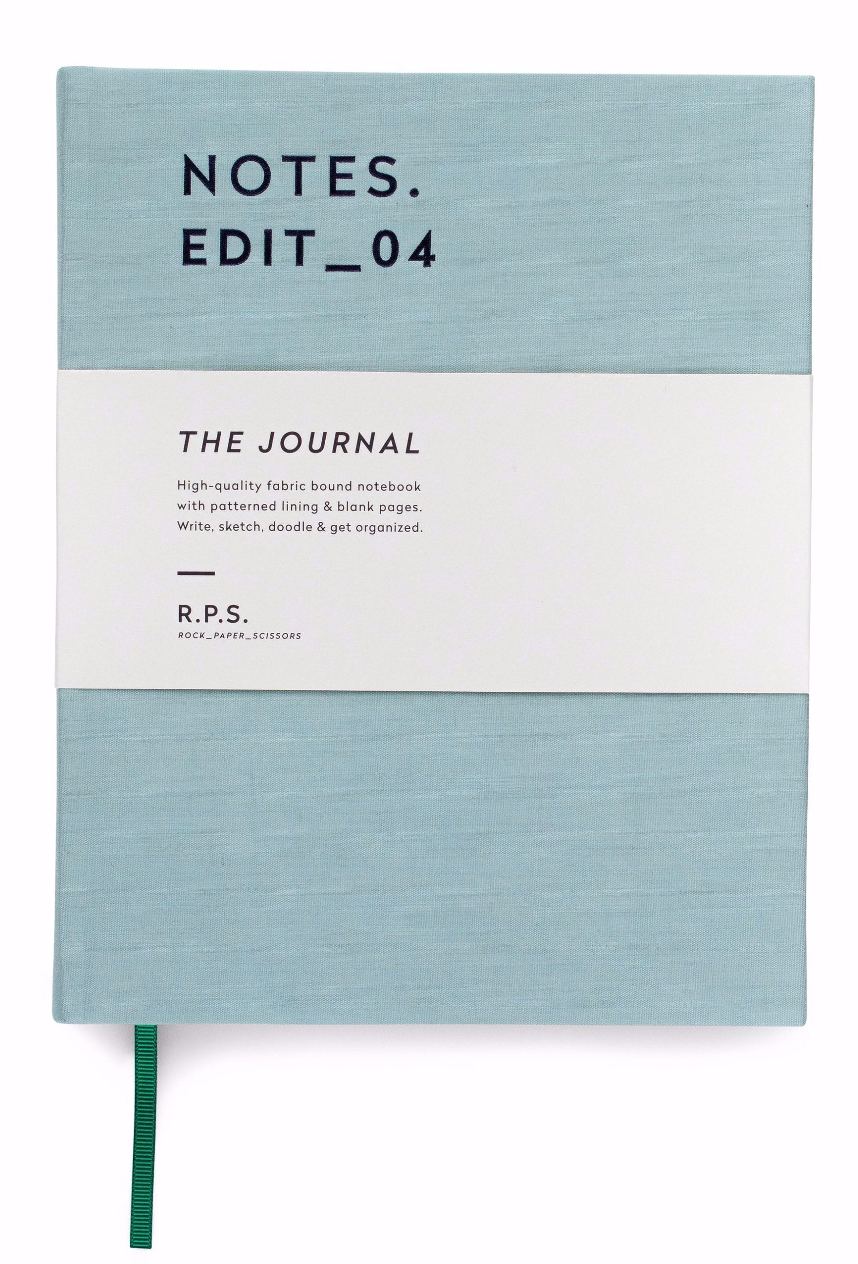 Dusty Mint Journal