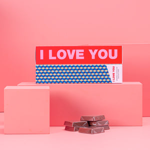Opari Chocolate Boxes - I Love You