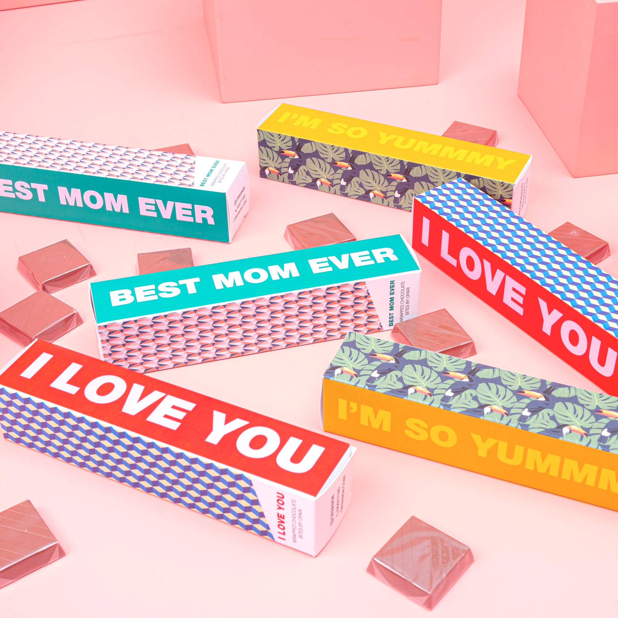 Opari Chocolate Boxes - Best Mom Ever