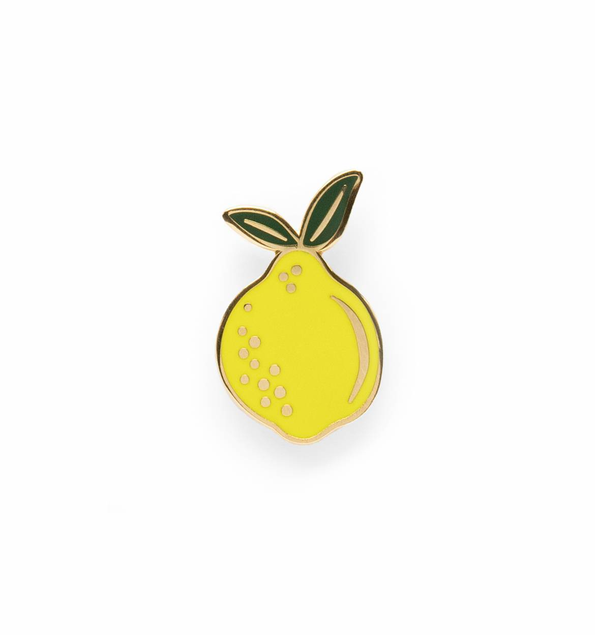 Lemon Enamel Pin