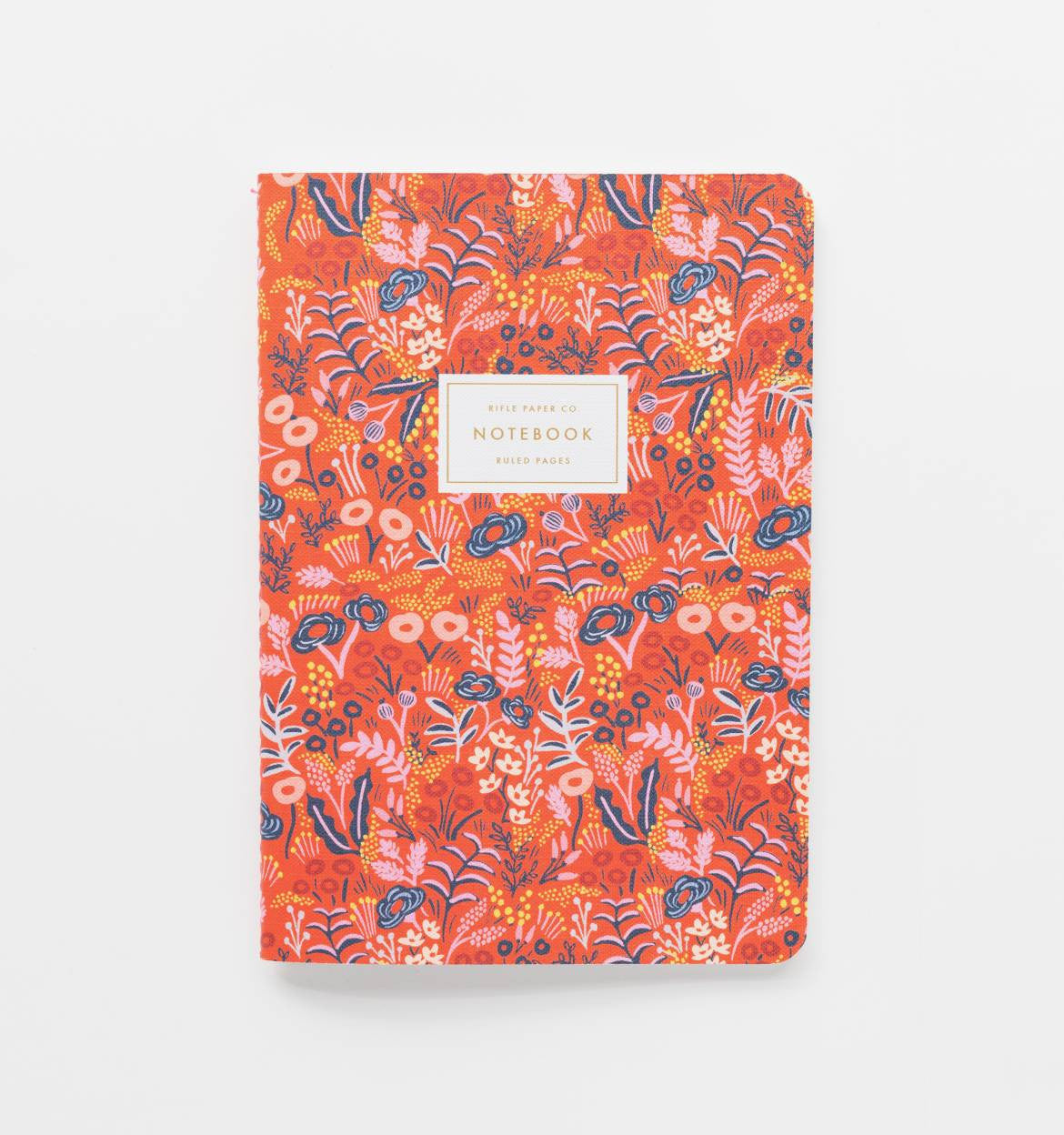 Tapestry Stitched Notebooks