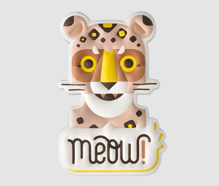 Stickers - Meow