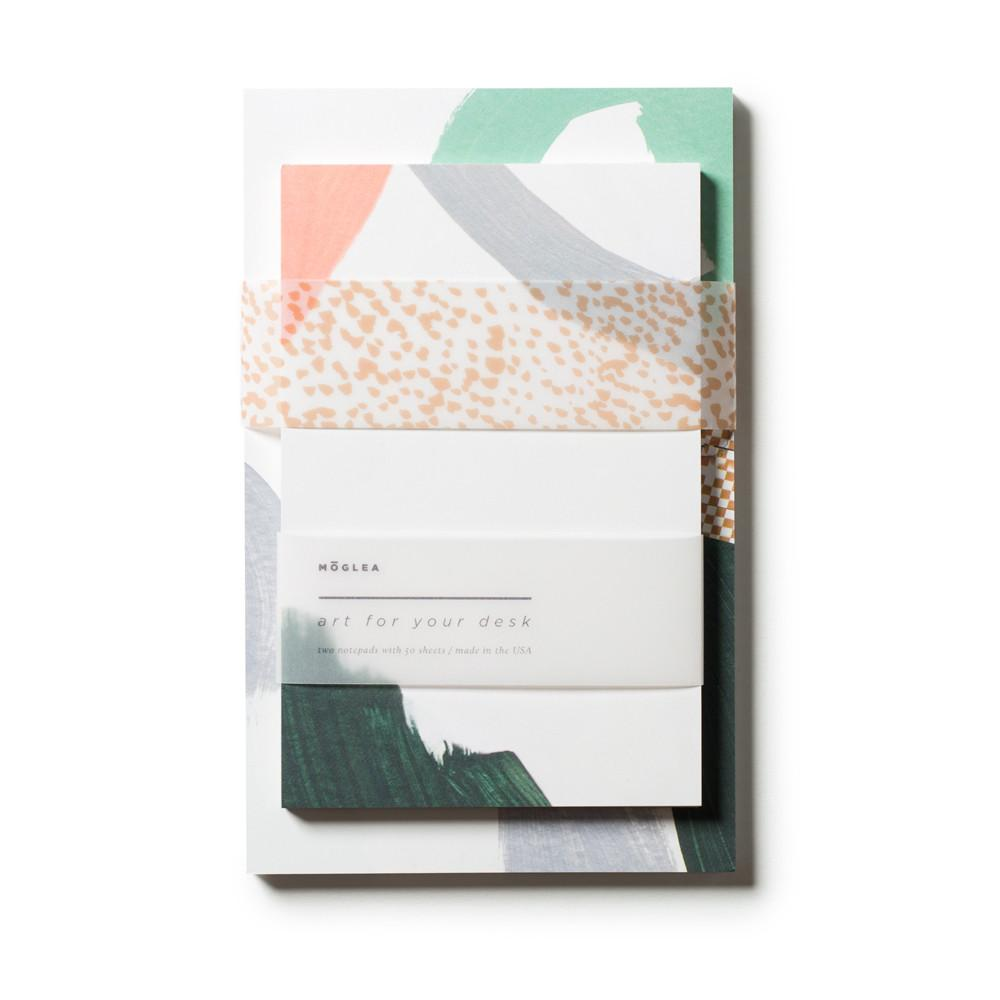 Desk Art Notepads Set - Sloane
