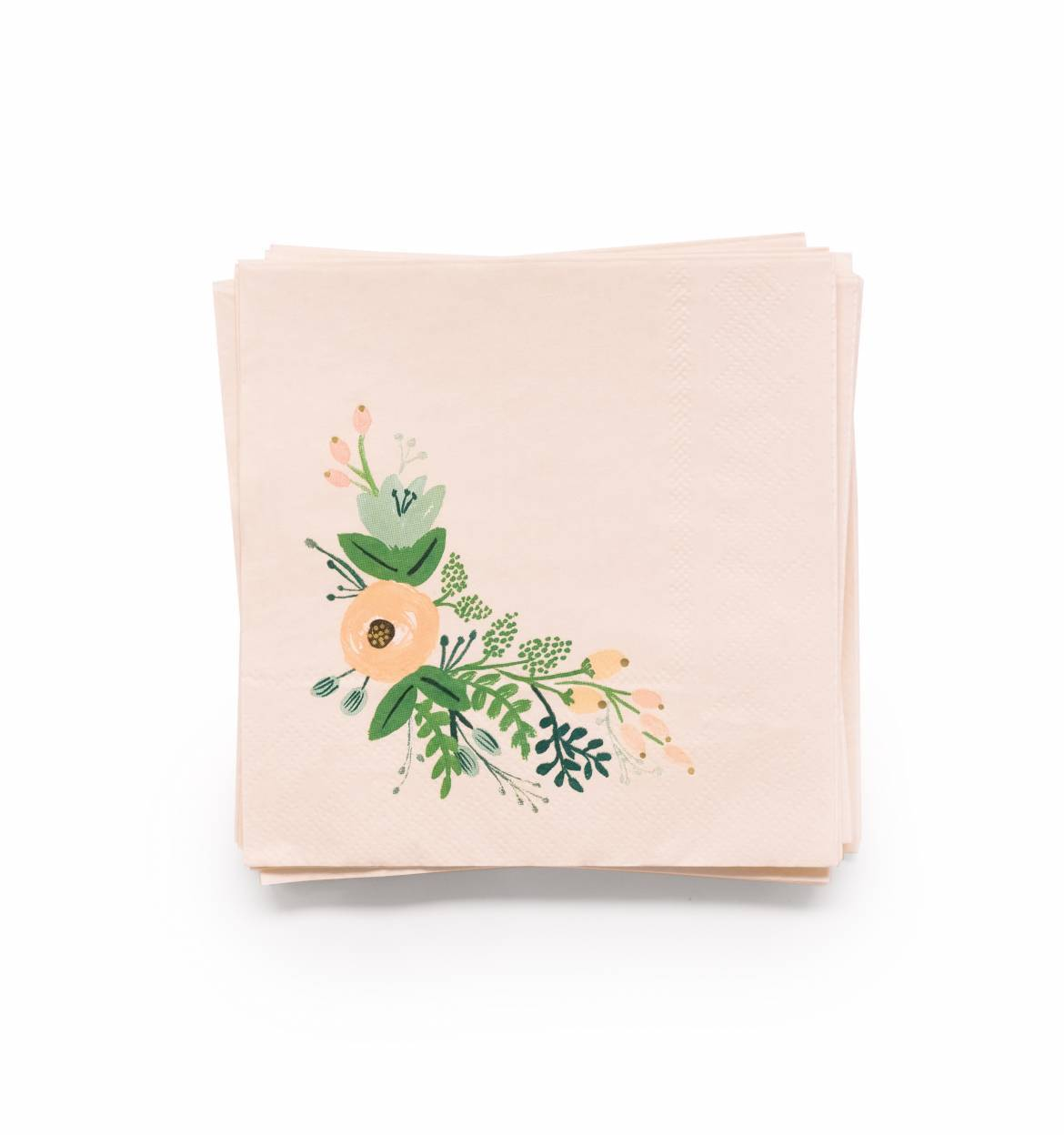 Wildflower Small Napkins Set of 20