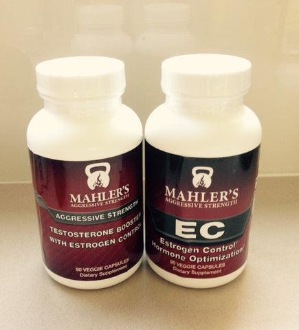 Mahler's Aggressive Strength Testosterone Booster Review