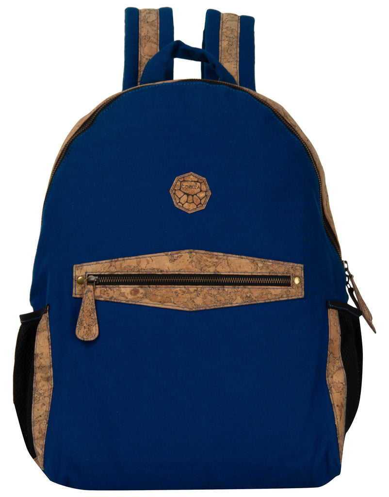 Corkiza Classic Backpack - Electric Blue