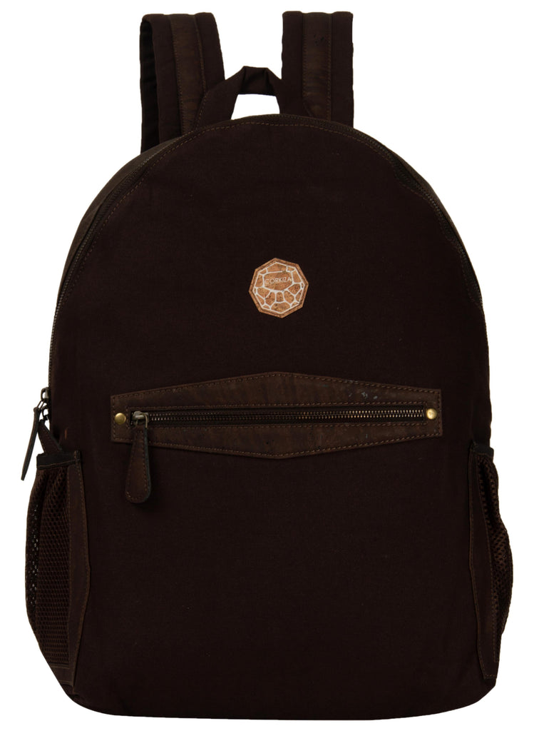 Corkiza Classic Backpack - Dark Brown