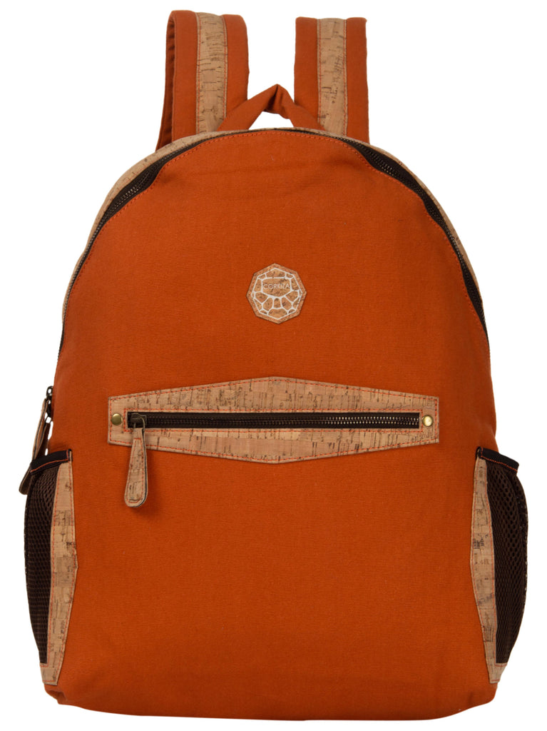 Corkiza Classic Backpack - Orange