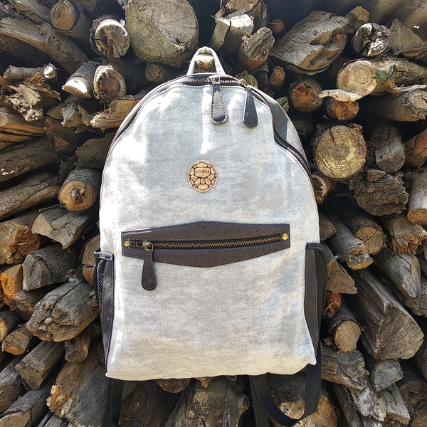 Backpack - Wash Grey